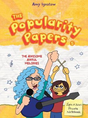 Popularity Papers #6 by Amy Ignatow