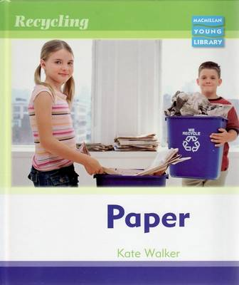 Recycling Paper Macmillan Library by