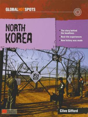 North Korea by Clive Gifford