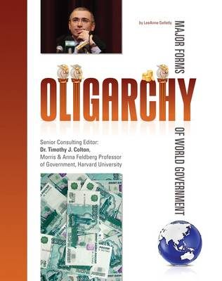 Oligarchy by LeeAnne Gelletly