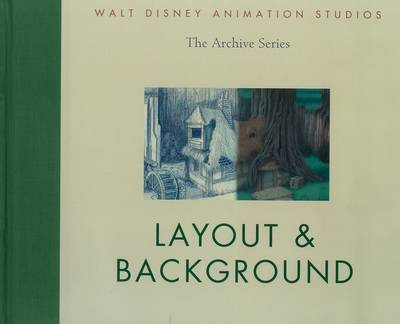 Walt Disney Animation Studios The Archive Series Layout & Background by John Lasseter