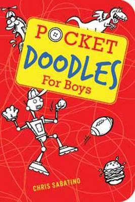 Pocketdoodles for Boys by Chris Sabatino