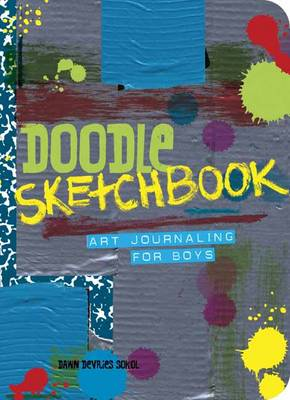 Doodle Sketchbook by Dawn DeVries Sokol