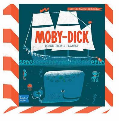 Babylit Book and Playset Moby-Dick by Jennifer Adams, Alison Oliver