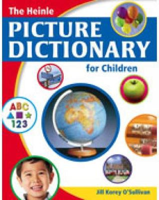 The Heinle Picture Dictionary for Children British English by Jill O'Sullivan