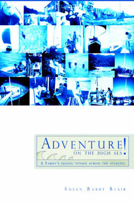 Adventure on the High Sea! by Susan Barry Blair