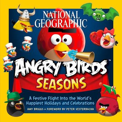 Angry Birds Seasons by National Geographic Kids