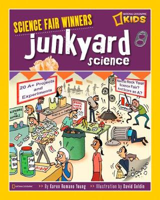 Junkyard Science by Karen Romano Young