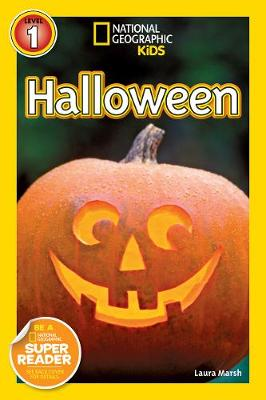 National Geographic Kids Readers: Halloween by Laura Marsh