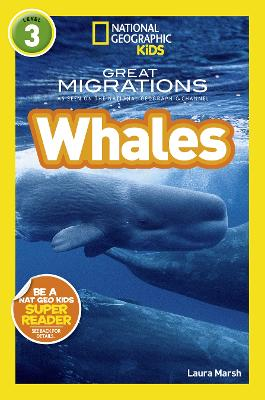 National Geographic Kids Readers: Whales by National Geographic Kids