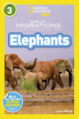 Mission: Elephant Rescue by National Geographic Kids
