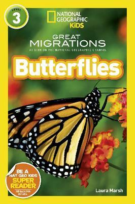 National Geographic Kids Readers: Butterflies by National Geographic Kids
