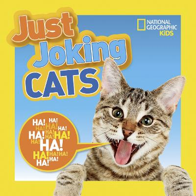 Just Joking Cats by National Geographic Kids