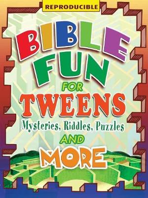 Bible Fun for Tweens Mysteries, Riddles and More by Marcia Stoner