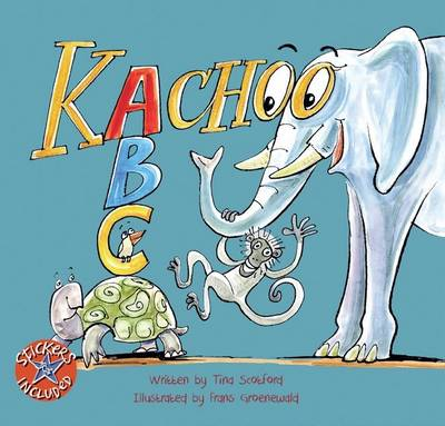 Kachoo ABC by Tina Scotford