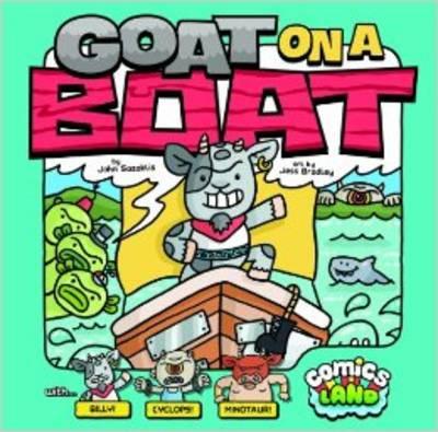 Goat on a Boat by Scott Sonneborn