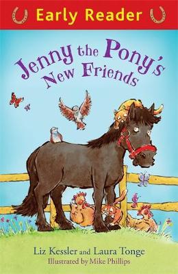 Early Reader: Jenny the Pony's New Friends by Liz Kessler