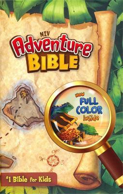 NIV Adventure Bible Hardback by New International Version