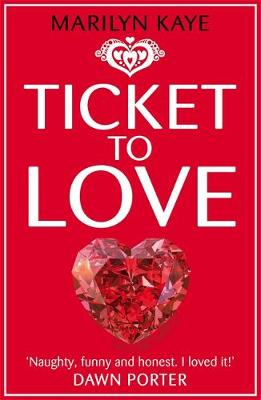 Ticket to Love by Marilyn Kaye