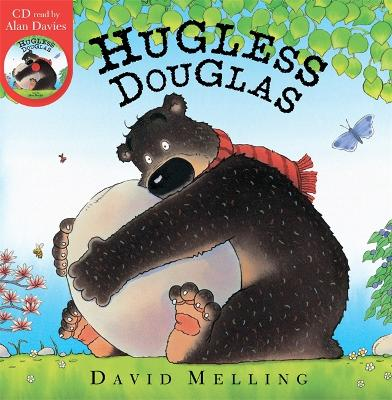 Hugless Douglas Book and CD by David Melling