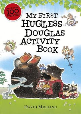 My First Hugless Douglas activity book by David Melling