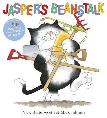 Jasper: Jasper's Beanstalk by Nick Butterworth