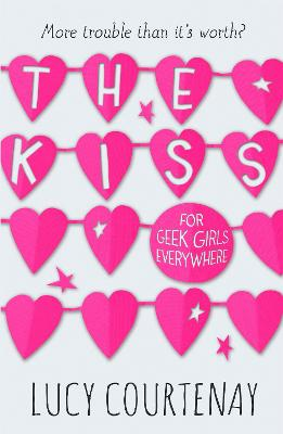 The Kiss by Lucy Courtenay