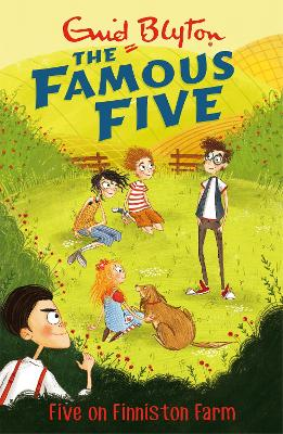 Five on Finniston Farm by Enid Blyton