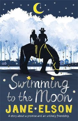 Swimming to the Moon by Jane Elson