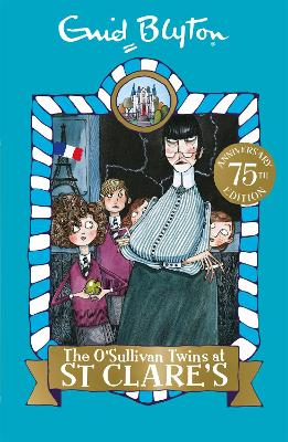 The O'Sullivan Twins at St Clare's Book 2 by Enid Blyton
