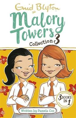 Malory Towers Collection 3 Books 7-9 by Enid Blyton