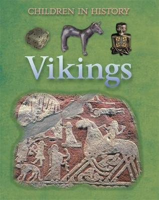 Children in History: Vikings by Kate Jackson Bedford