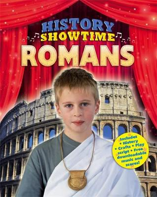 History Showtime: Romans by Liza Phipps, Avril Thompson
