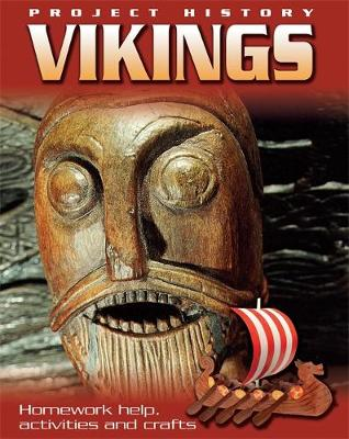 Project History: The Vikings by Sally Hewitt