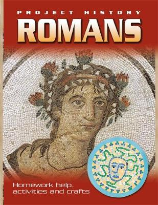 Project History: The Romans by Sally Hewitt