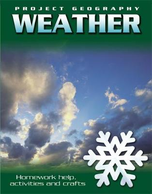 Project Geography: Weather by Sally Hewitt