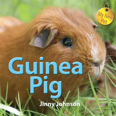 My New Pet: Guinea Pig by Jinny Johnson