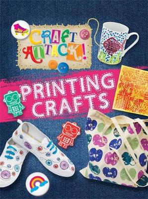 Craft Attack: Printing Crafts by Annalees Lim