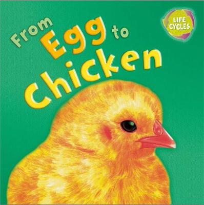Lifecycles: From Egg To Chicken by Gerald Legg