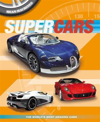 Mean Machines: Supercars by Paul Harrison