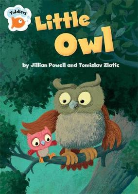 Tiddlers: Little Owl by Jillian Powell