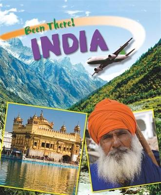Been There: India by Annabel Savery