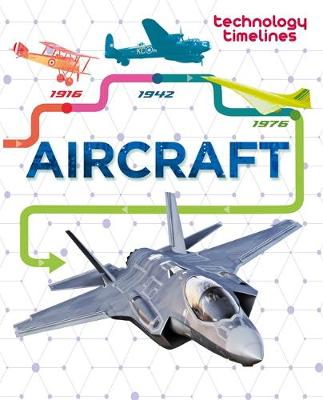 Technology Timelines: Aircraft by Franklin Watts, Tom Jackson