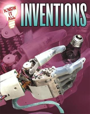 Know It All: Inventions by James Nixon