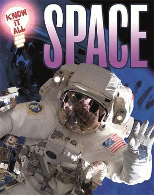 Know It All: Space by Andrew Langley