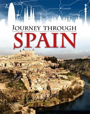 Journey Through: Spain by Anita Ganeri