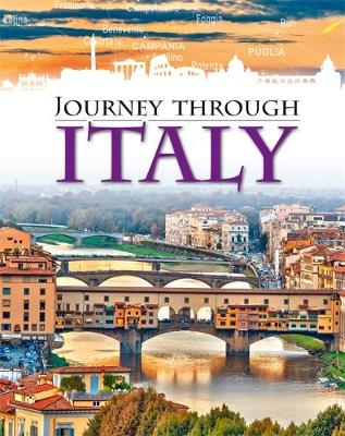 Journey Through: Italy by Anita Ganeri