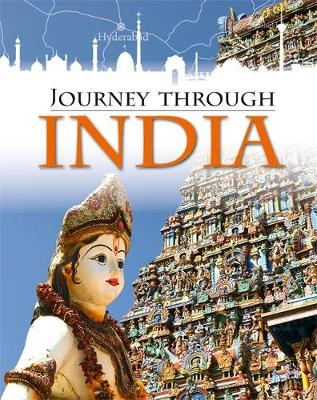 Journey Through: India by Anita Ganeri