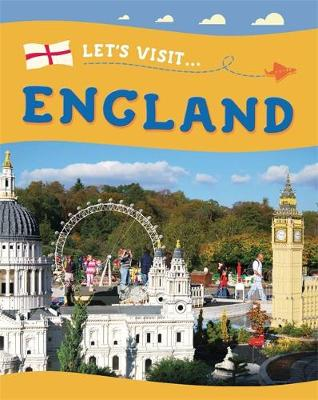 Let's Visit: England by Annabelle Lynch