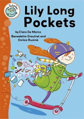 Tadpoles: Lily Long Pockets by Clare De Marco